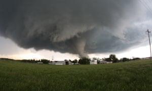 Tornado Alley, Oklahoma
