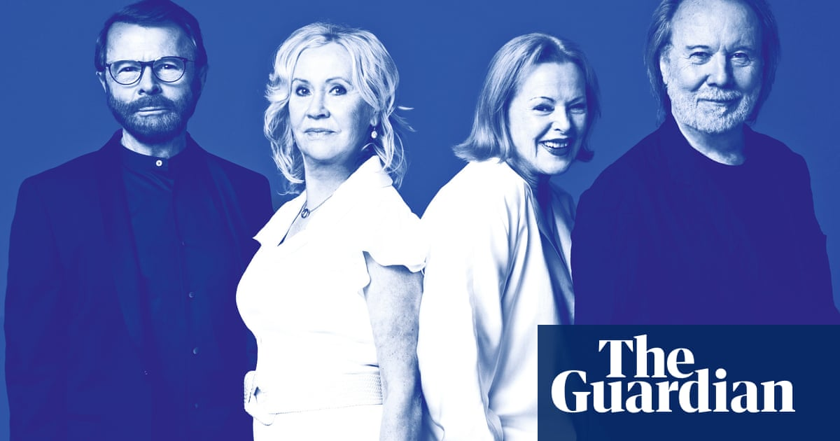 Abba on their extraordinary reunion: 'We are confronted by our younger selves all the time'