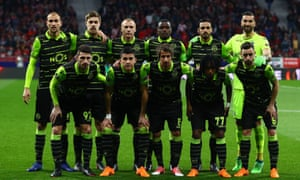 Sporting Lisbon lost 2-0 against Atlético Madrid in the Europa League on Thursday.