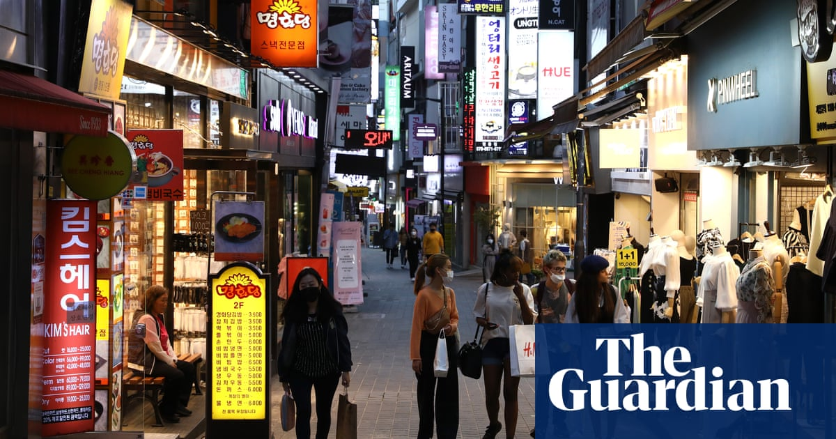 South Korea takes first cautious steps into a post-Covid world – The Guardian