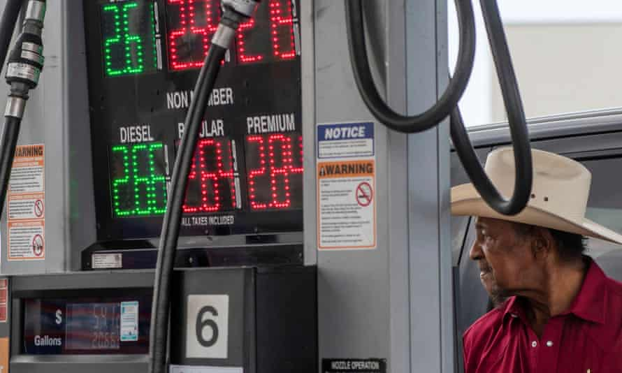 A gas station in Norfolk, Virginia. The pipeline's restart should bring supplies to some hard-hit areas as soon as Thursday, said energy secretary Jennifer Granholm.