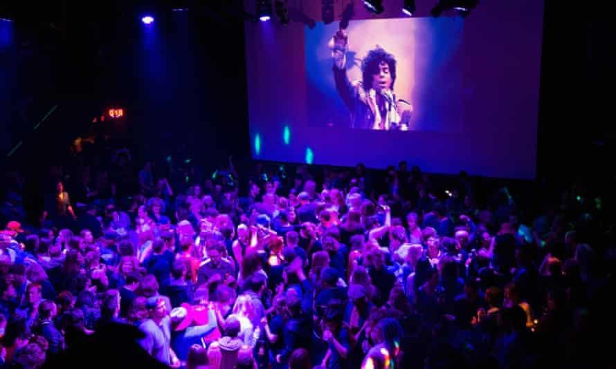 Prince nightclub First Avenue