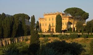 Villa La Pietra in Florence, Italy