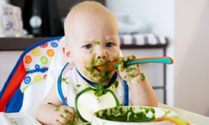The messy business of babies …
