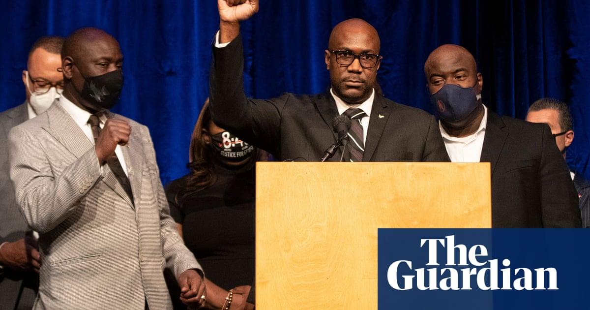 George Floyd family reach $27m civil lawsuit settlement – video