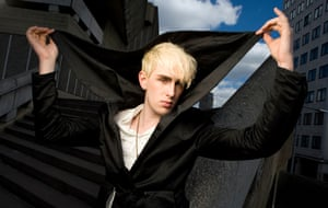 Patrick Wolf, photographed in London in 2009.