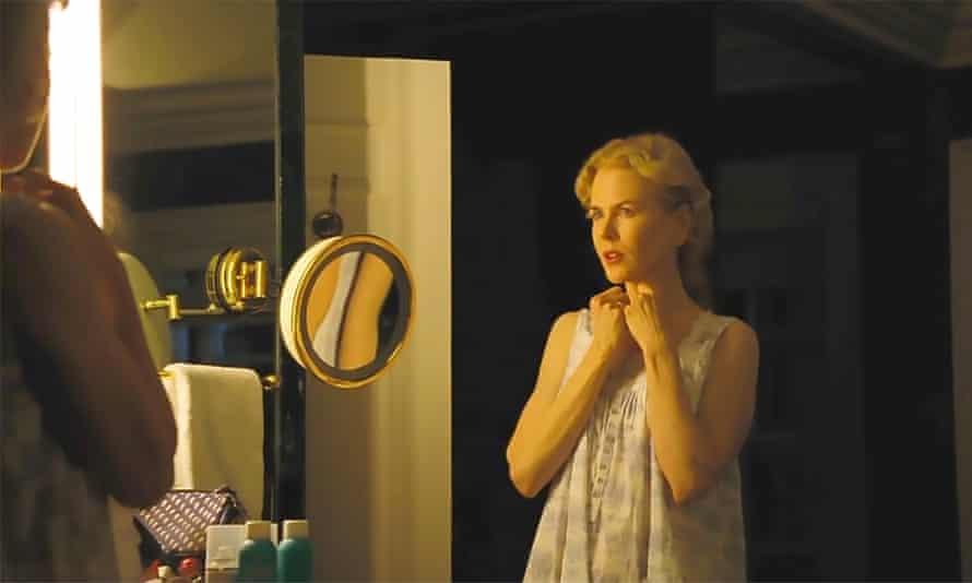 Nicole Kidman in Yorgos Lanthimos' misanthropic Killing of a Sacred Deer.