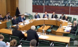The Treasury Committee today