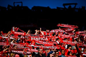 Benfica have a strong relationship with Capital XXIII.