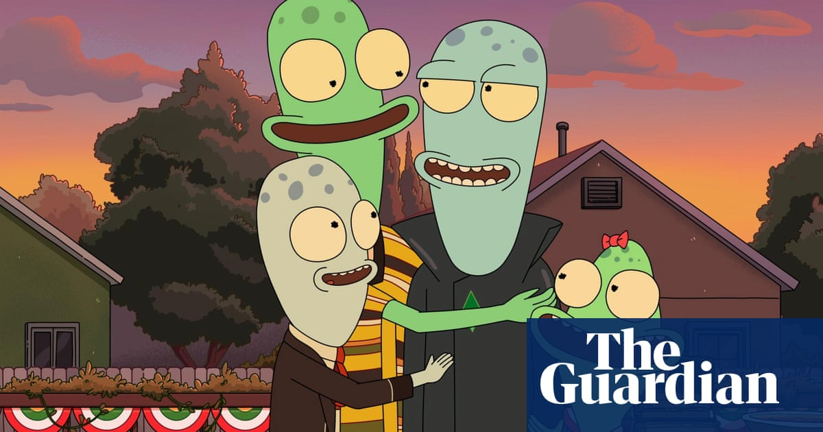 Rick and Morty's Justin Roiland: 'I never imagined the show would get this big'
