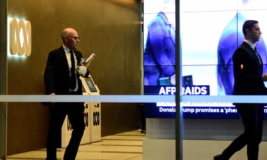 The AFP raid on the ABC