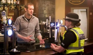 Police Scotland's Susan Gillon talks to Glasgow bar worker Paul Banham about the campaign