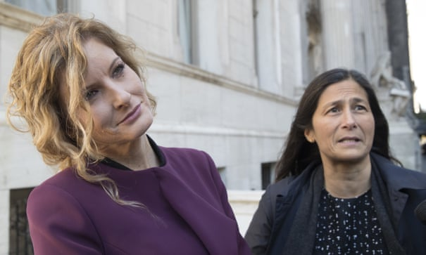 Trump accuser tells court she has corroborating documents – as it happened | Trump impeachment inquiry | The Guardian