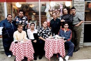 sopranos sit-down