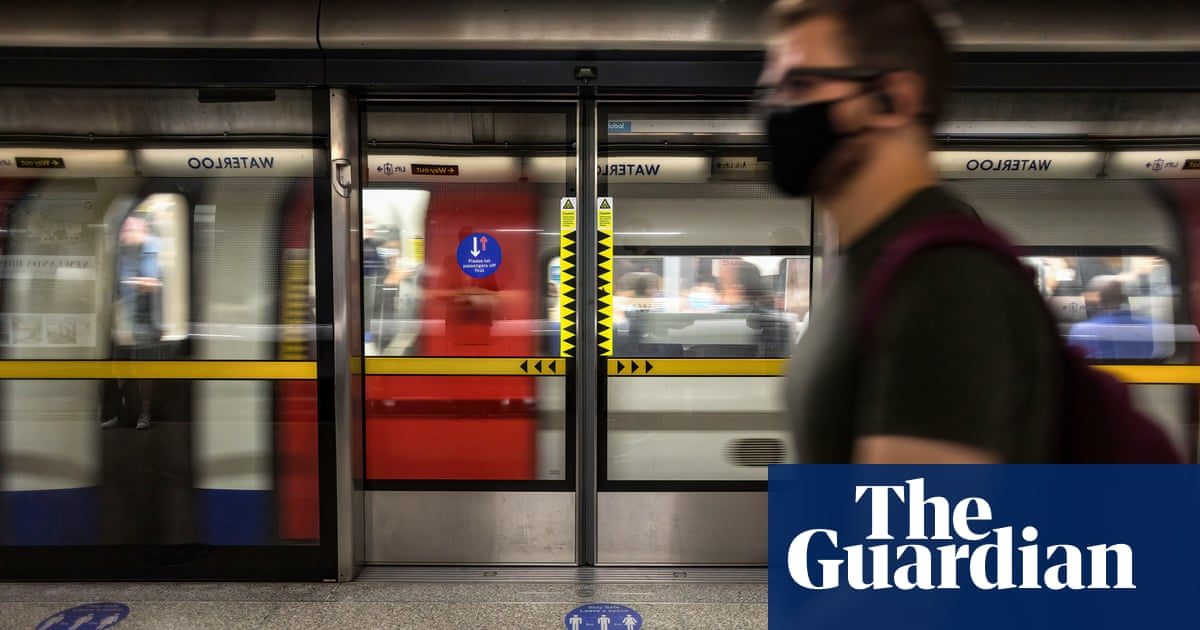 London Underground records busiest morning since first 2020 lockdown