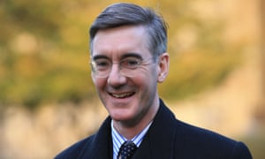 Jacob Rees-Mogg denounced the Brexit select committee's call for a longer transition period.