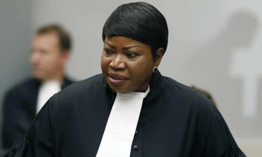 Fatou Bensouda, procuratore capo della Corte penale internazionale international
