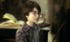 Daniel Radcliffe Harry Potter Philosopher's Stone