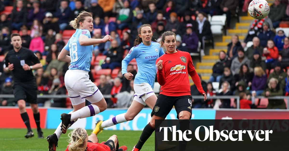 Manchester United rue lack of tech support as City win FA Cup derby