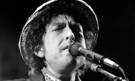 'A master of language': readers react to Bob Dylan's Nobel prize in literature
