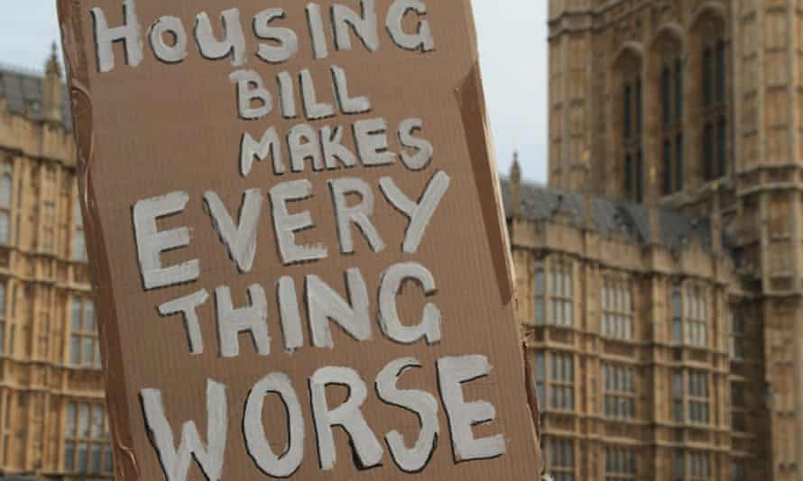 MPs voted on 12 January against amending the housing and planning bill to require landlords to ensure private rented homes are fit for human habitation<br>