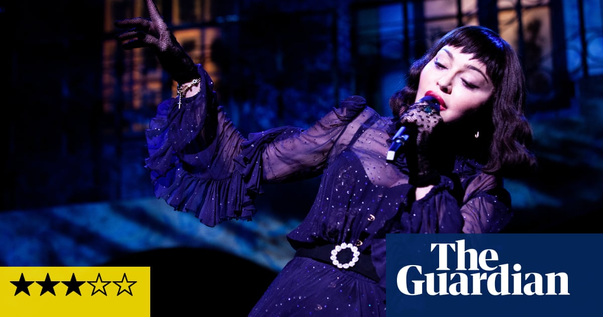Madonna: Madame X review – tour doc prostrates itself before queen of pop