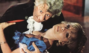 Jon Pertwee and Ingrid Pitt in The House That Dripped Blood (1971), directed by Peter Duffell.