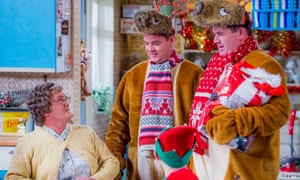 Mrs Brown's Boys Christmas special 2017.
