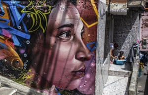 San Javier, or Comuna 13, has been revitalised. Art projects have led to the appearance of murals and graffiti on nearly every street corner