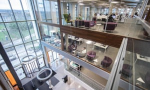 Sibson building Canterbury campus
