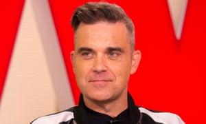 """""""Robbie Williams"""""""