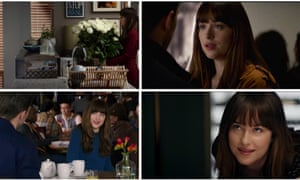 Part one, fifty shades darker trailer