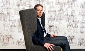 Christopher North, UK boss of Amazon