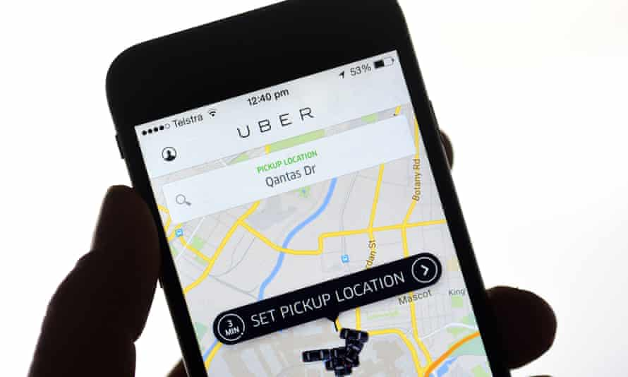 Uber … the company wants you to see your smartphone as a remote control for your life.