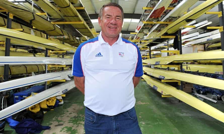 Jürgen Gröbler masterminded British successes over the course of seven Olympics