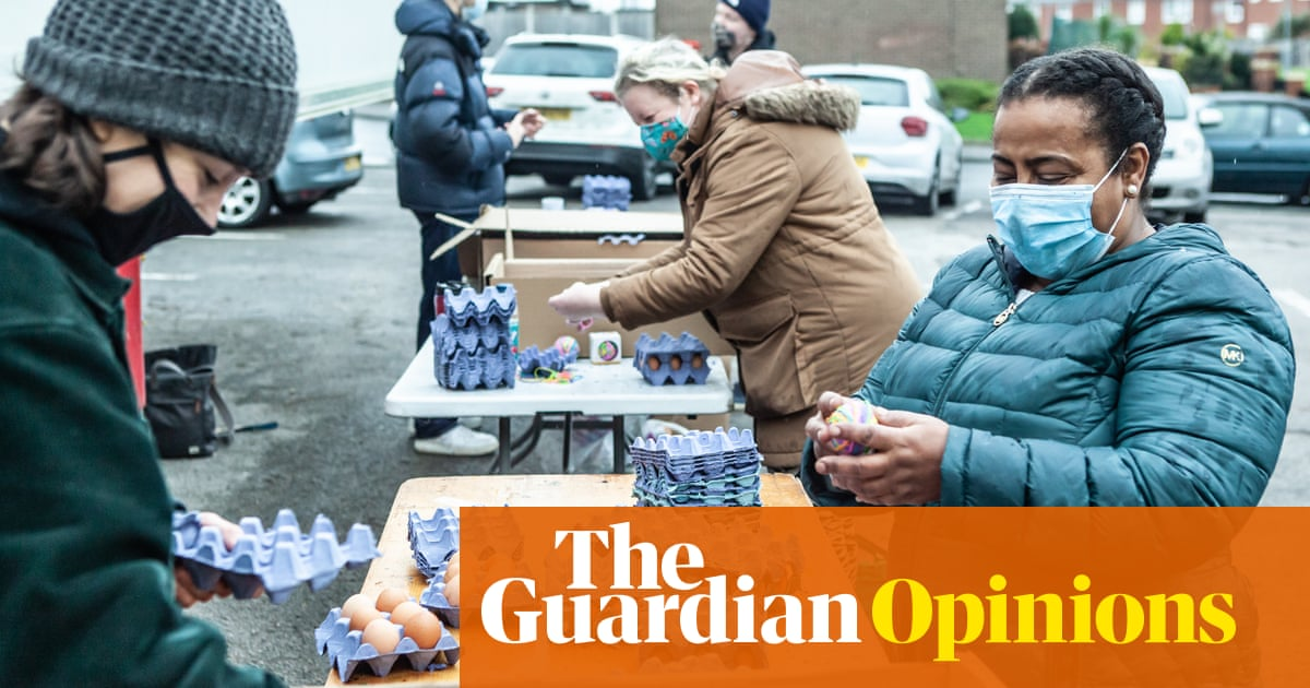 Pandemic mutual aid has shown us an altogether different way of doing politics
