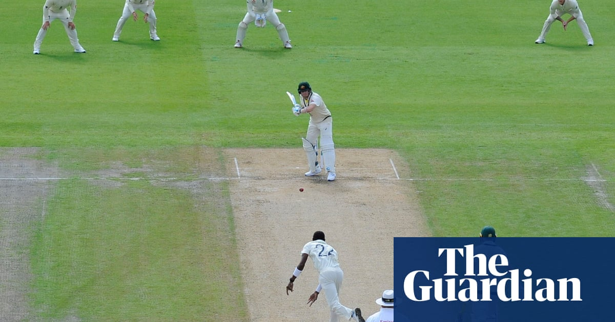Steve Smith's craft dampens English hopes of fiery Jofra Archer rematch | Barney Ronay