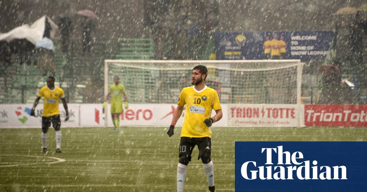 Its an act of hope: the fairytale rise of the Real Kashmir football team