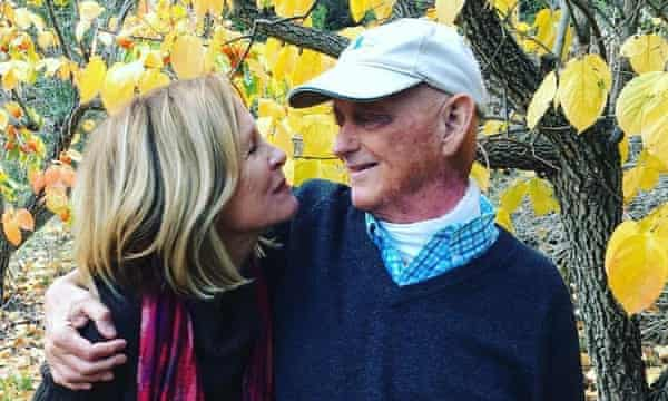 Teri McCall with husband Jack