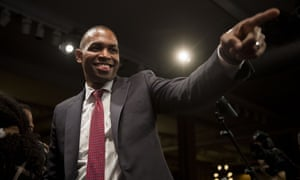 Antonio Delgado won a House seat, beating first-term Republican Congressman John Faso.