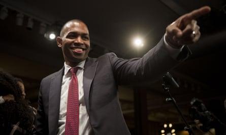 Antonio Delgado won a House seat, beating first-term Republican Congressman John Faso.