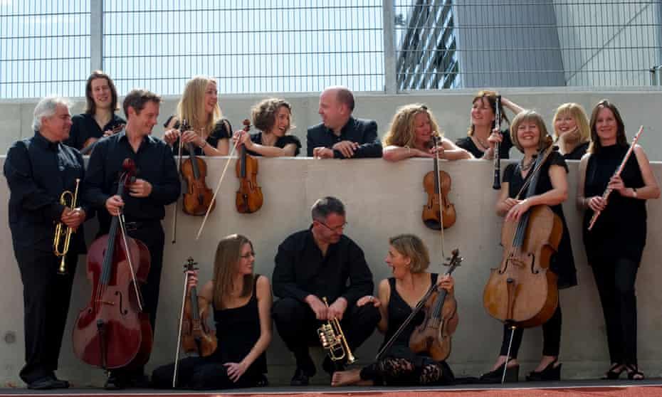 Heartening performance … Britten Sinfonia.