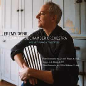 Mozart Piano Concertos Jeremy Denk & The Saint Paul Chamber Orchestra