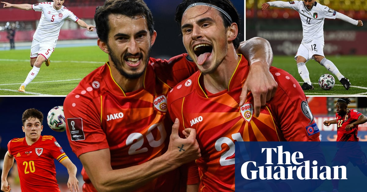 Euro 2020 power rankings: Belgium back on top as Germany plummet