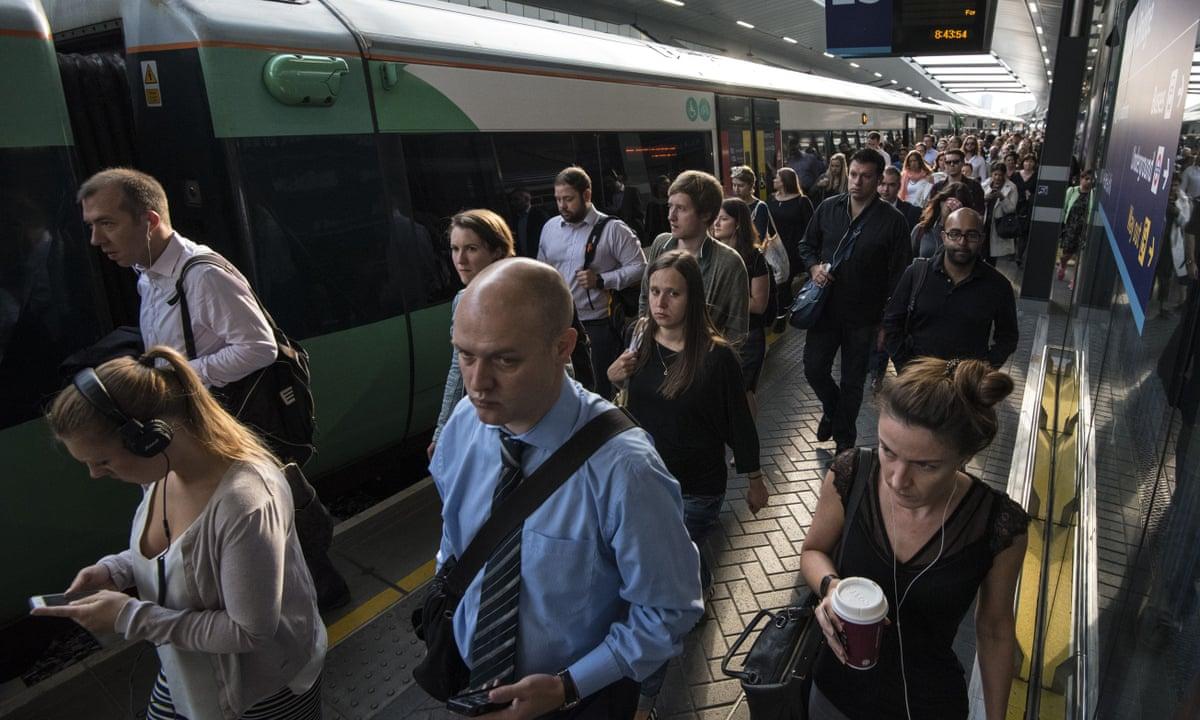 Season Ticket Sales Slide As Passengers Rebel Against Cost Of Rail