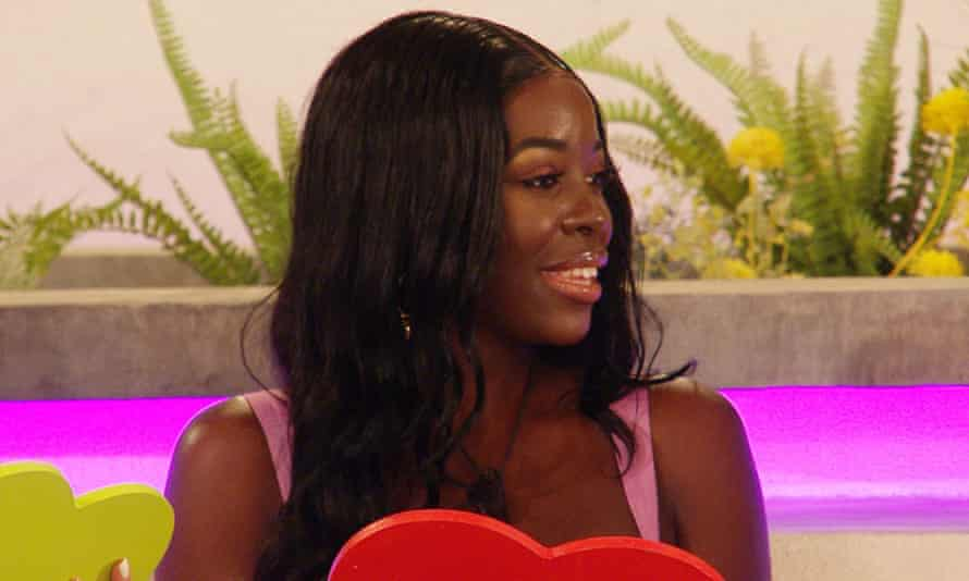 Love Island's Kaz Kamwi has had a difficult time in the villa.