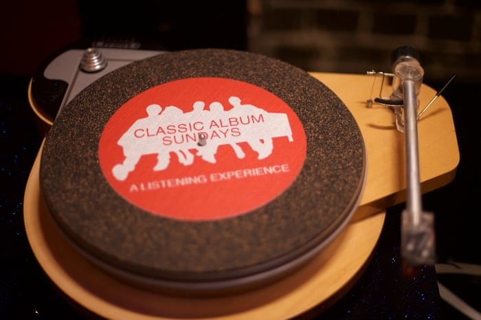 In full, on vinyl, no talking: have we lost the art of listening to