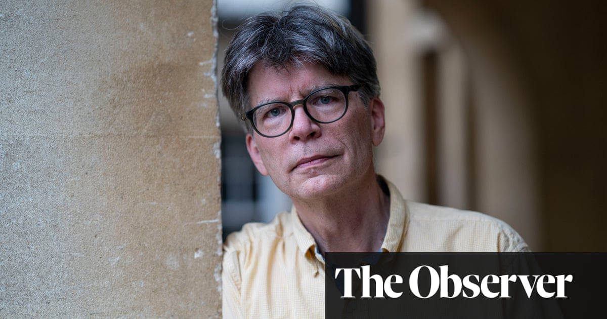 Richard Powers: 'I've read more than 120 books about trees'