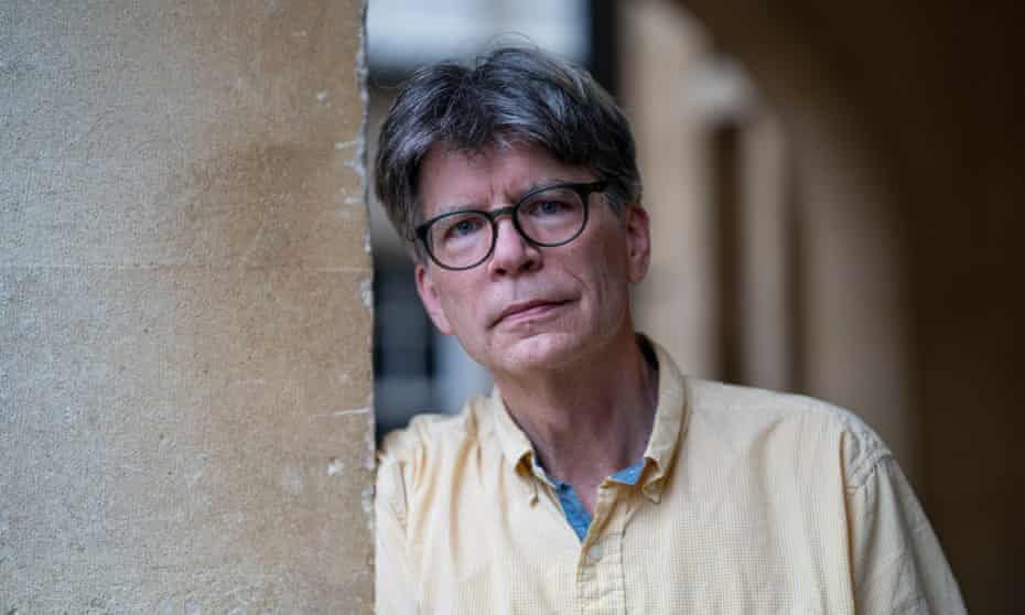 Richard Powers: 'The act of writing this book has made me more radicalised'