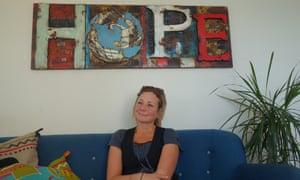 Matilda Brinck-Larsen runs a residential facility for 36 unaccompanied child refugees in Lillekärr, a suburb of Gothenburg.